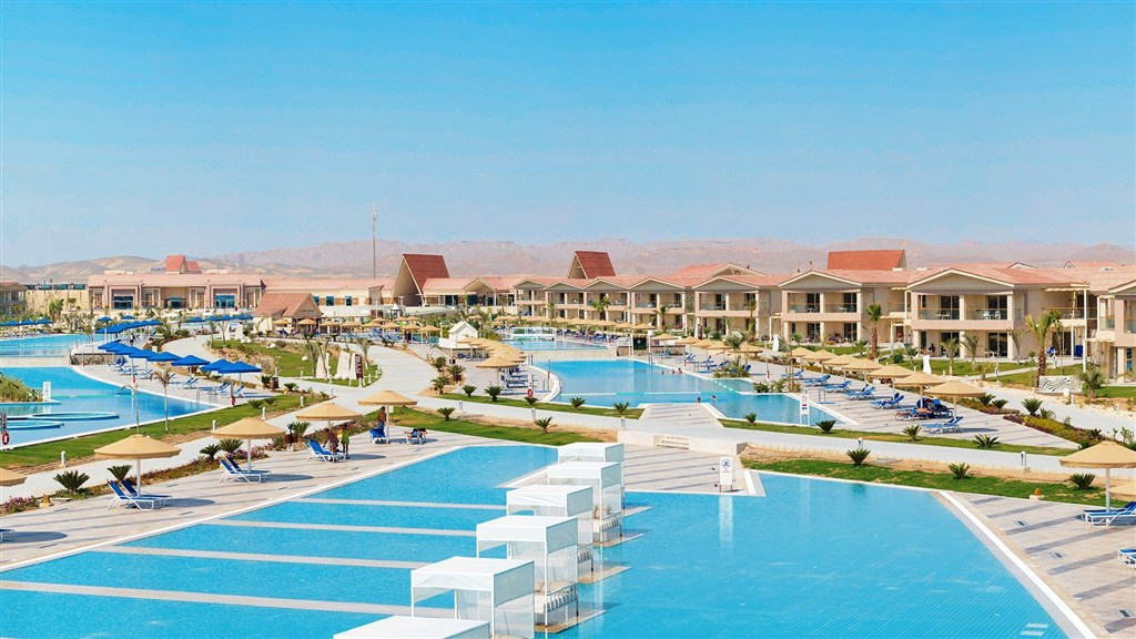 Hotel Pickalbatros - Albatros Sea World Marsa Alam