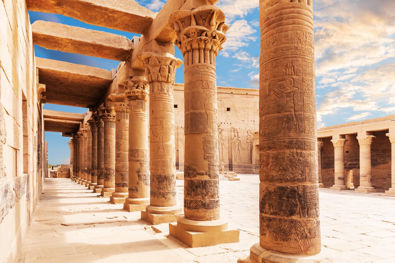 Hledání historie Egypta s plavbou po Nilu a pobytem v Marsa Alam #3
