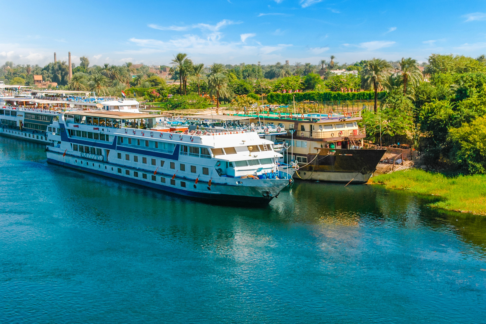 Hledání historie Egypta s plavbou po Nilu a pobytem v Marsa Alam #5