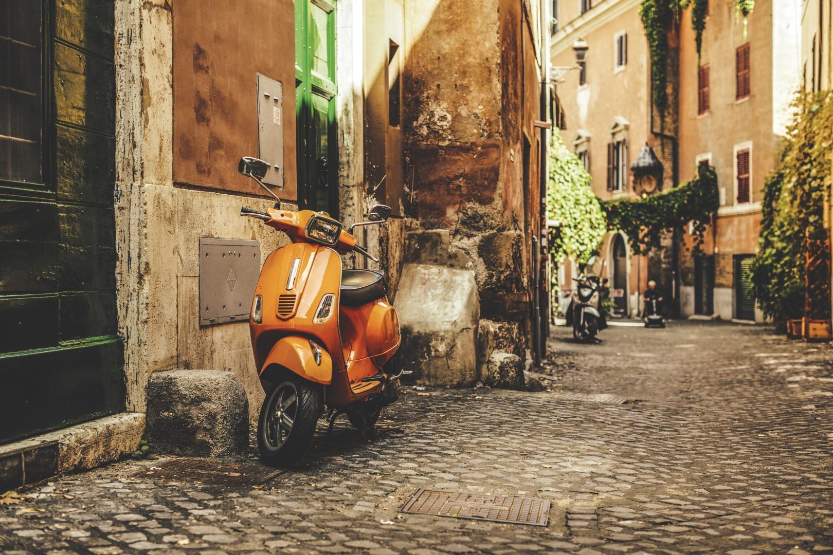 Prodloužený víkend v Římě #2