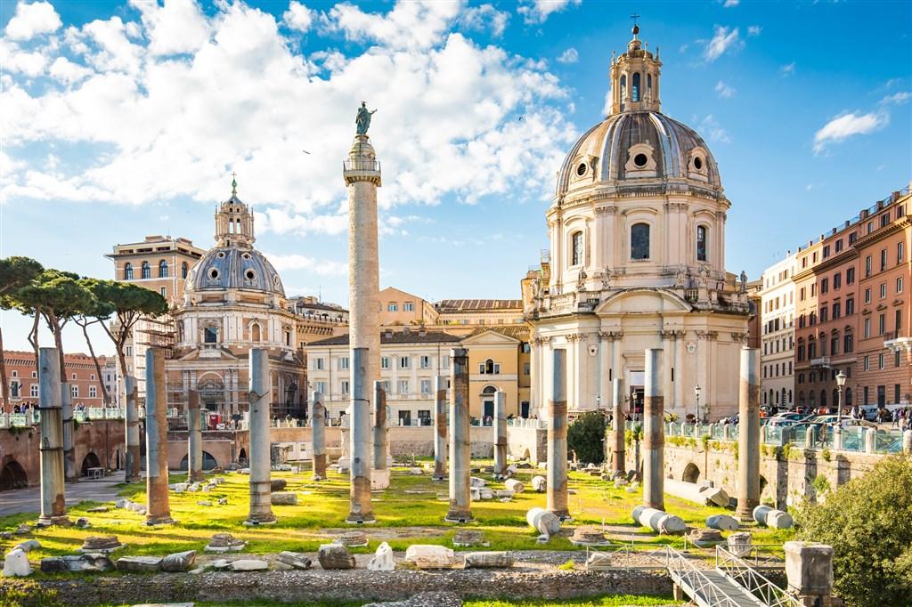 Prodloužený víkend v Římě #3