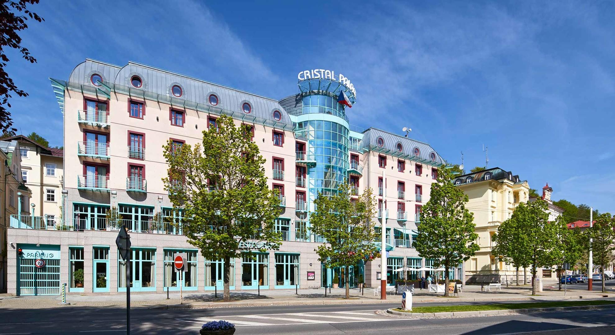 Orea Spa Hotel Cristal - Rodinná dovolená