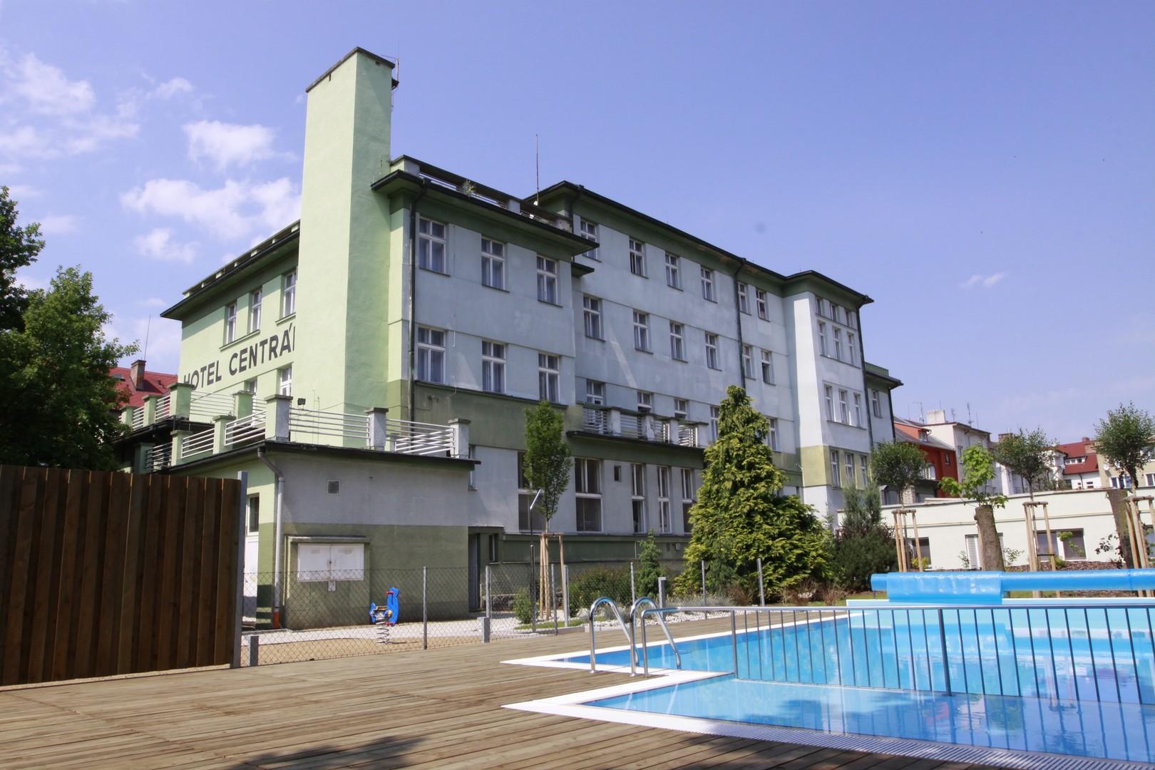 Wellness hotel Centrál