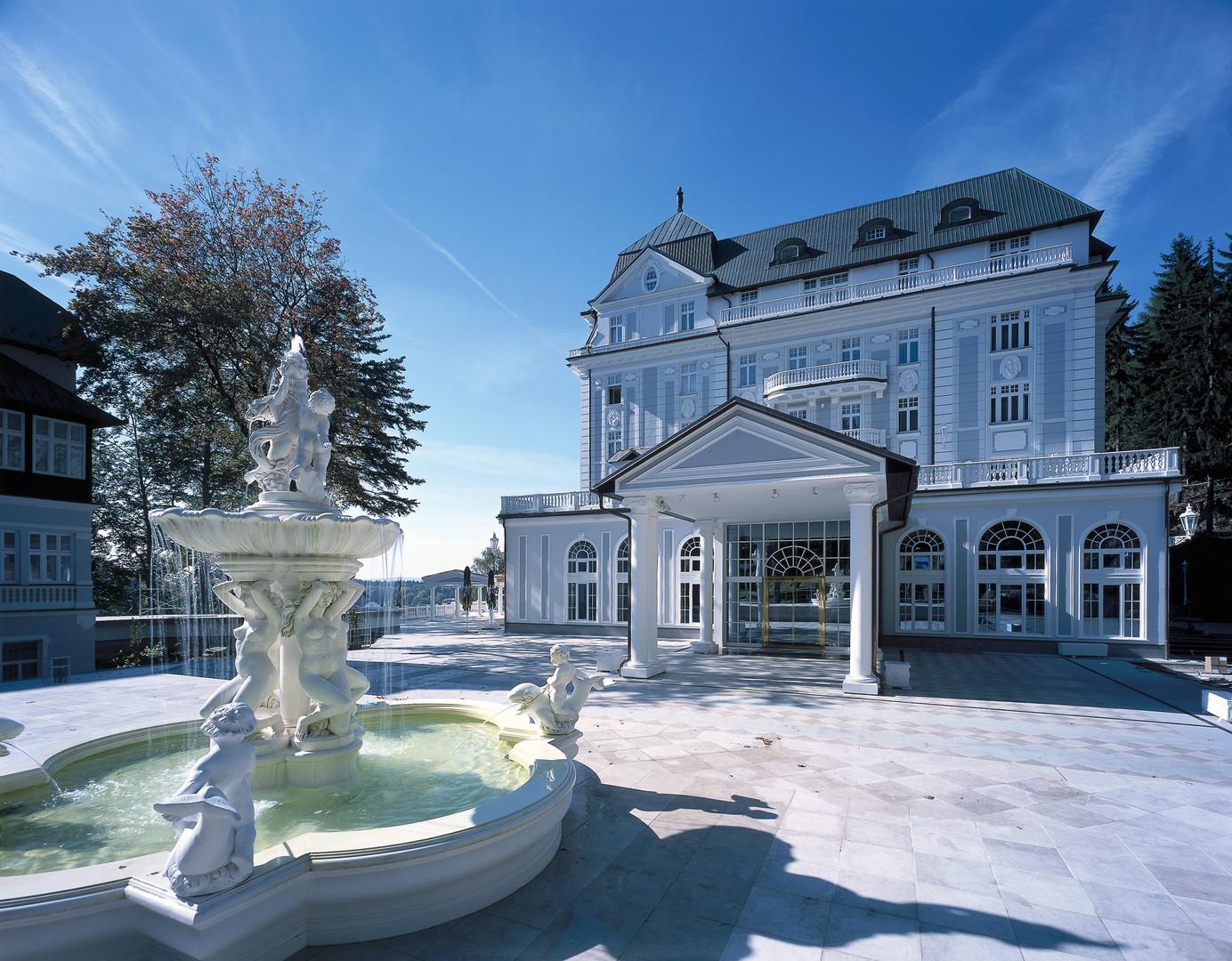 Hotel Esplanade Spa & Golf Resort #2