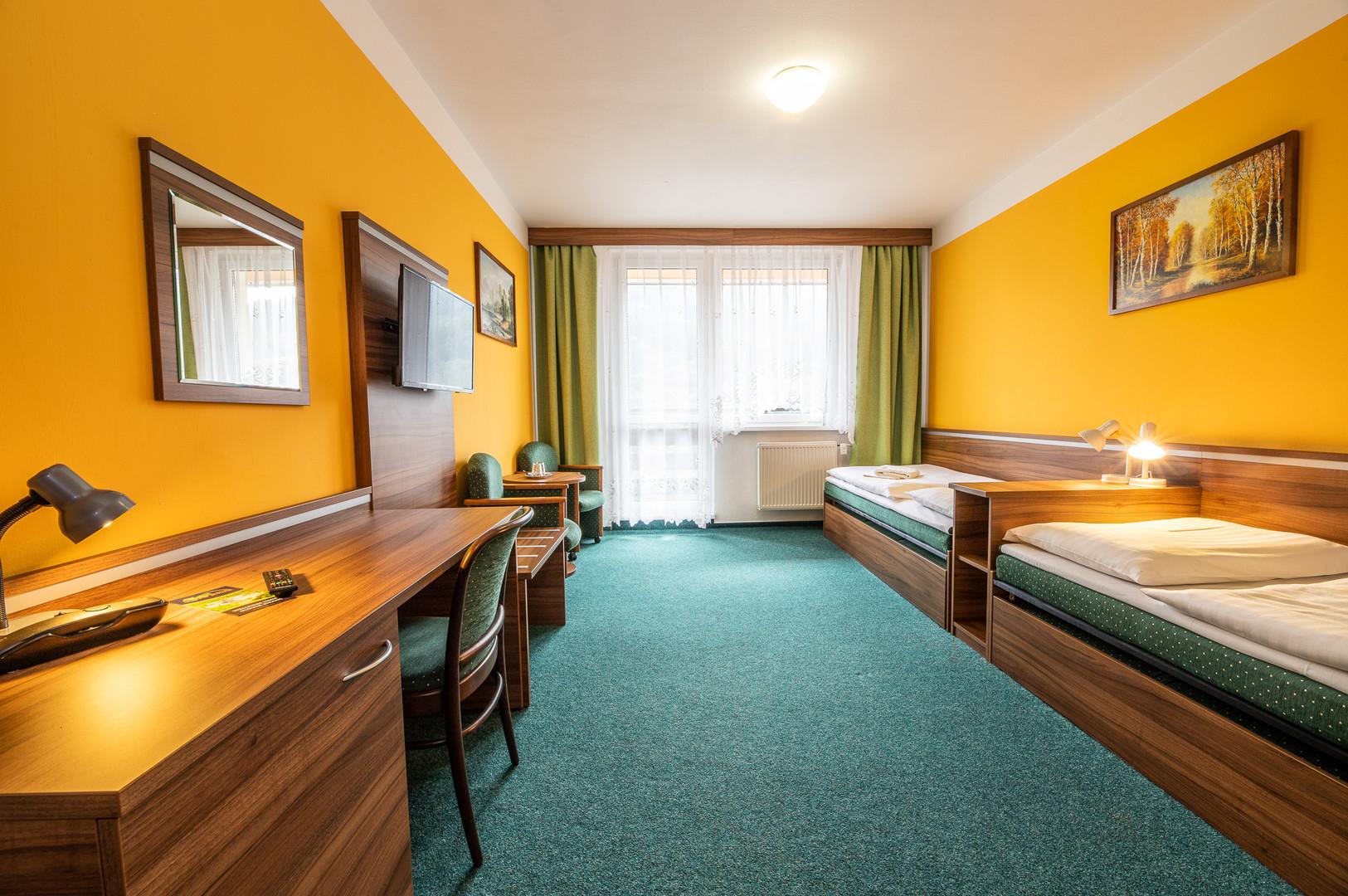 Hotel Dlouhé Stráně - hlavní budova #6
