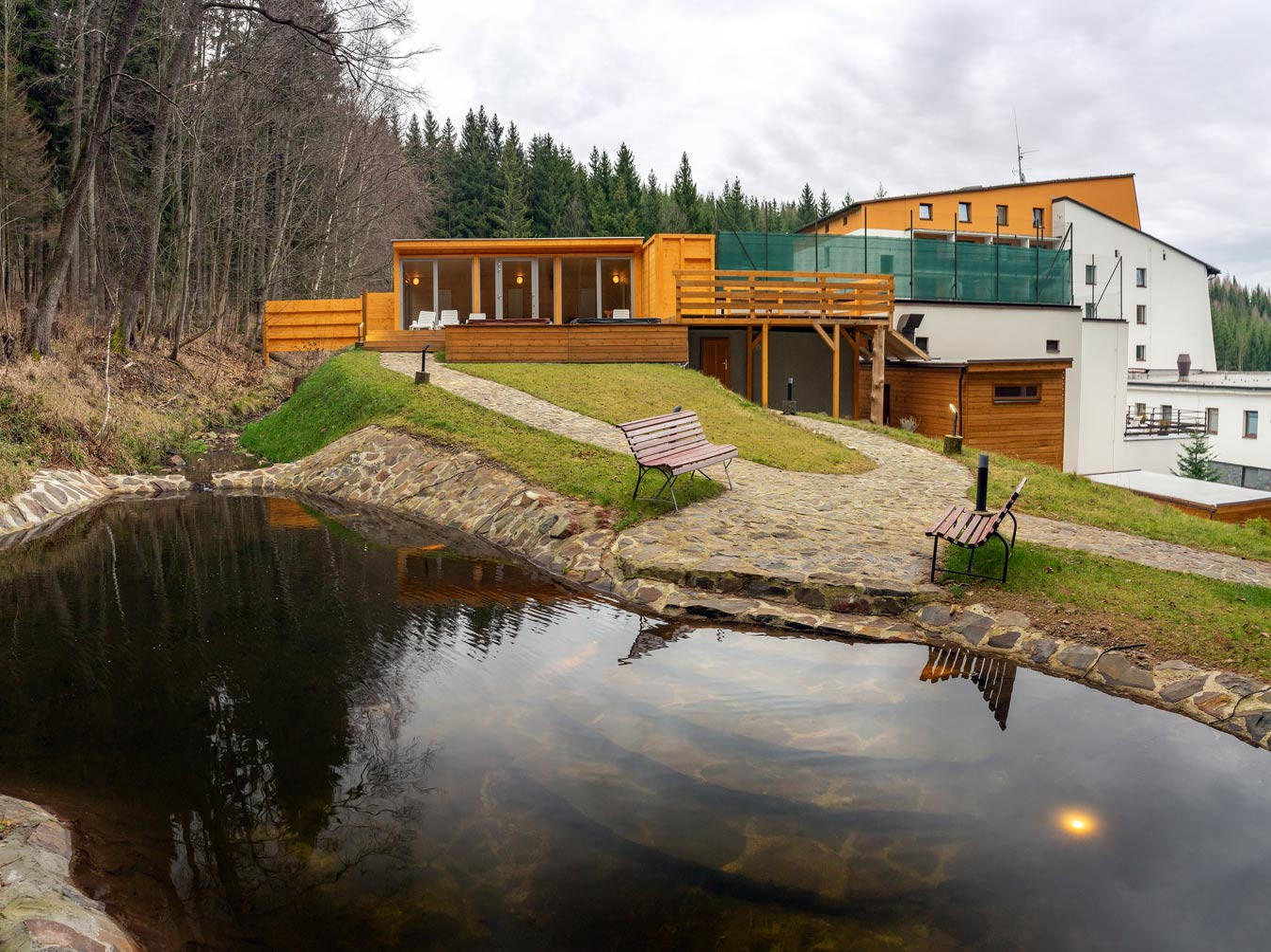 Hotel Kamzík #2