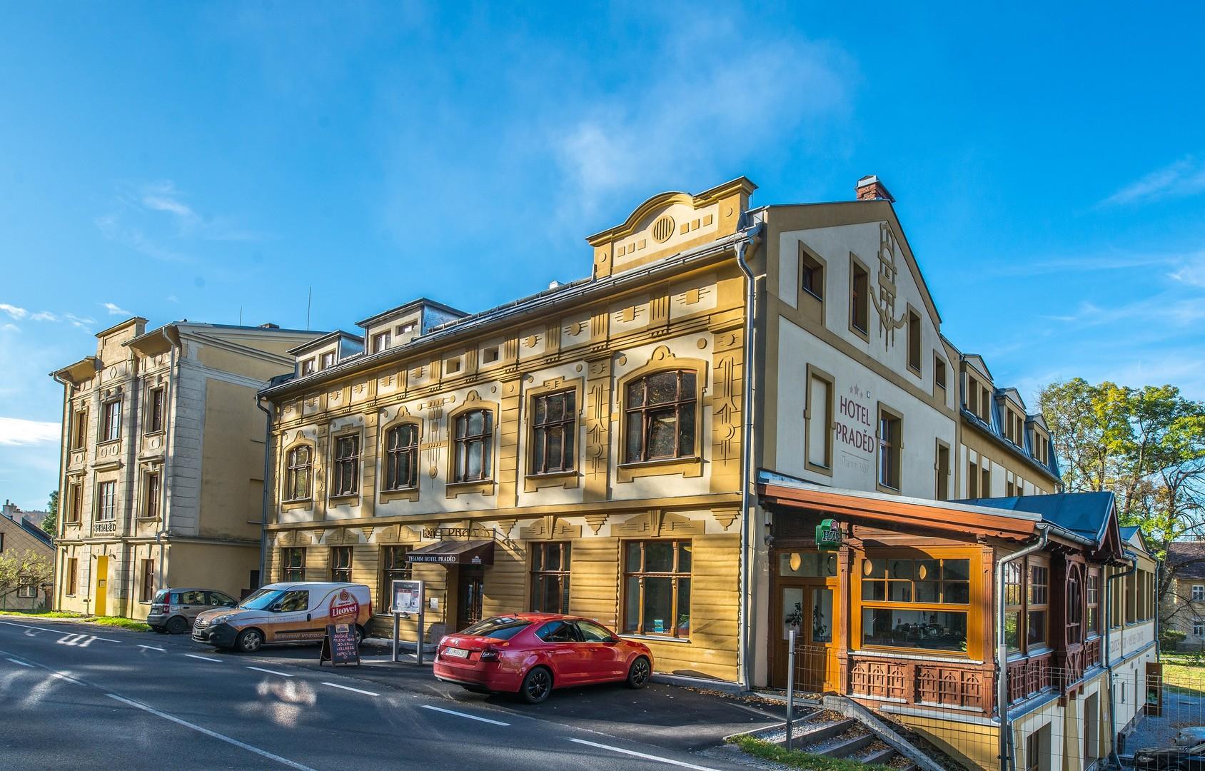 Hotel Praděd Thamm