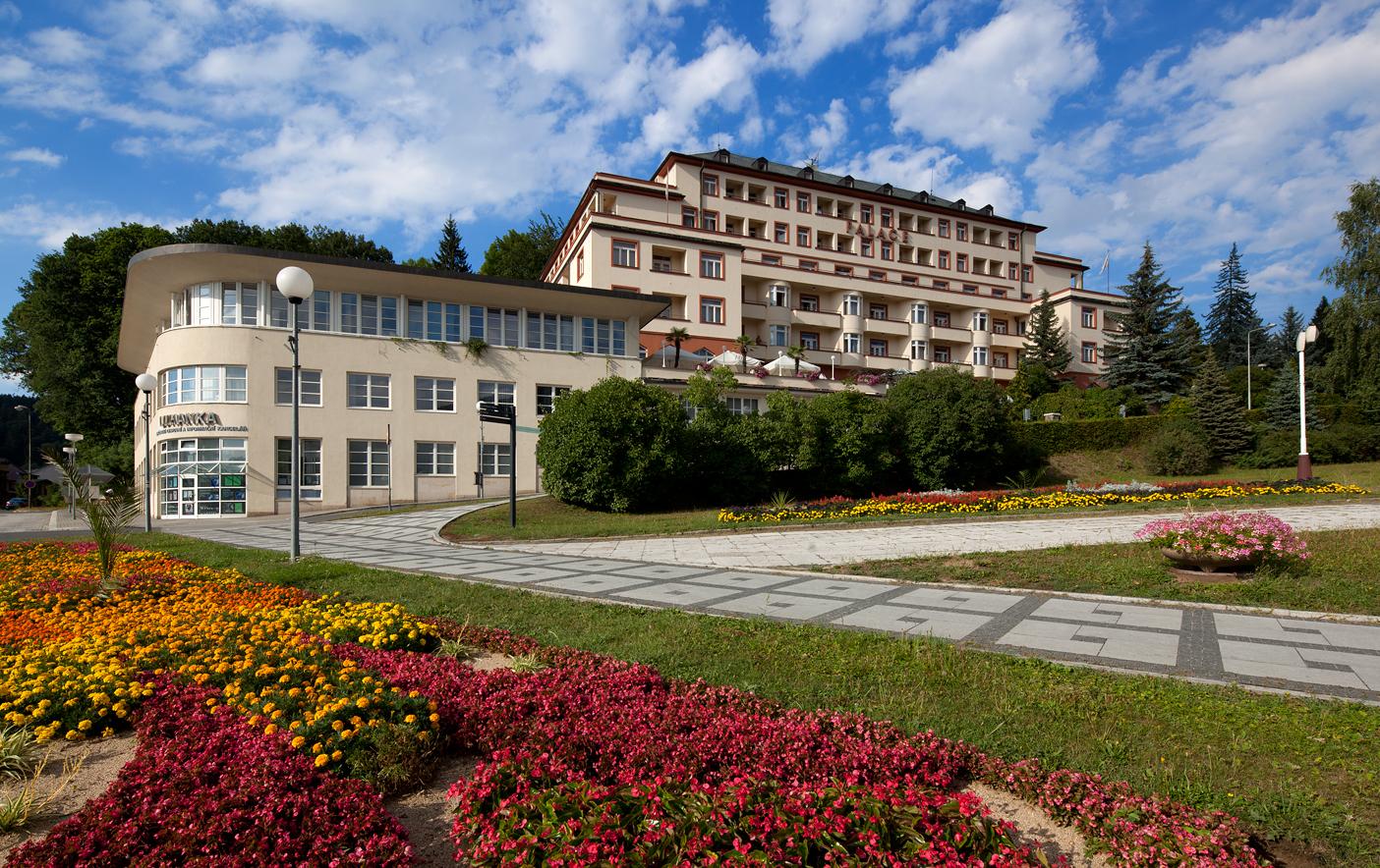 Lázeňský hotel Palace