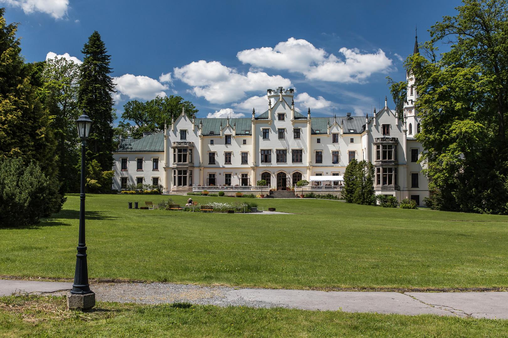 Hotel Lázně Vráž