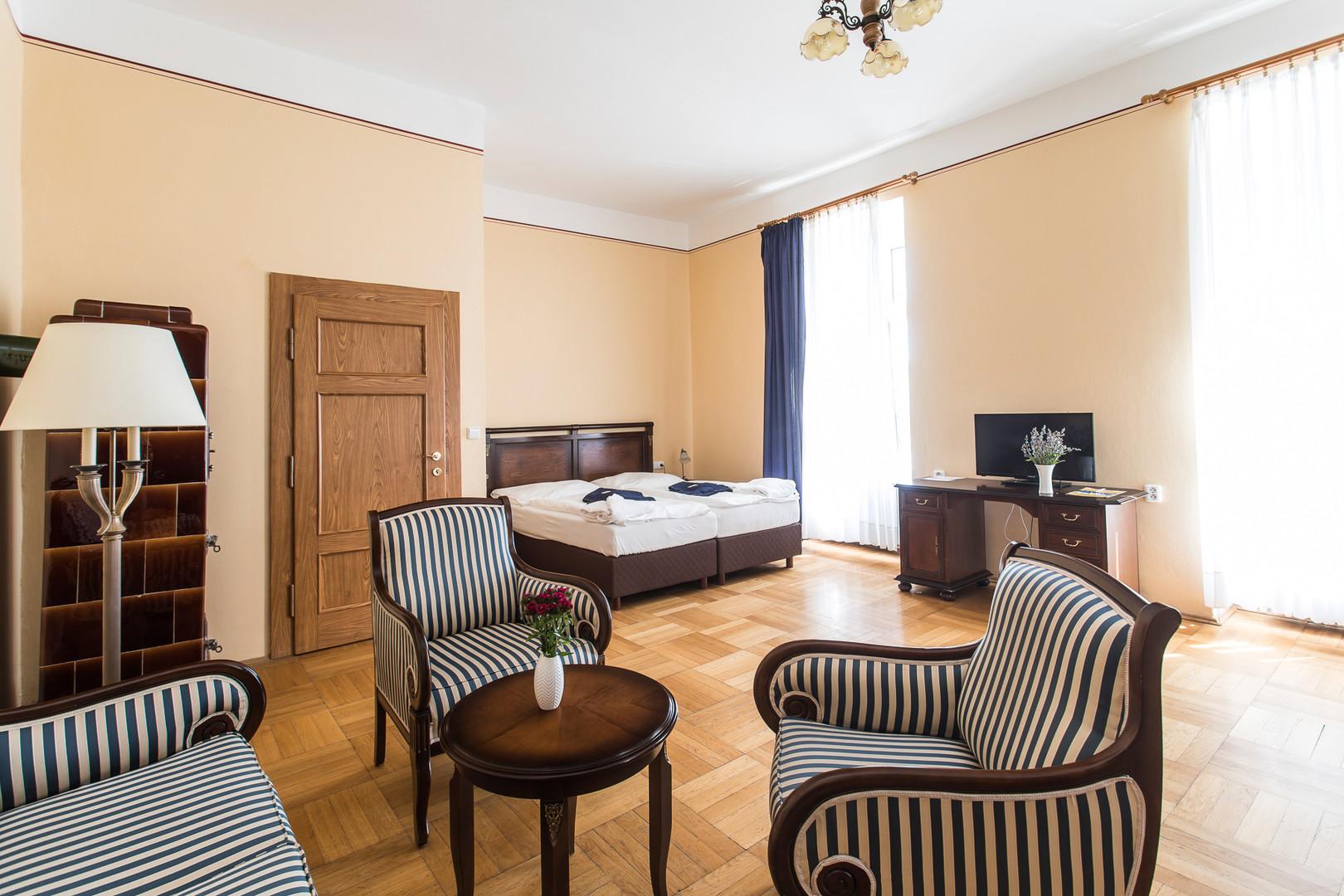 Hotel Lázně Vráž #3