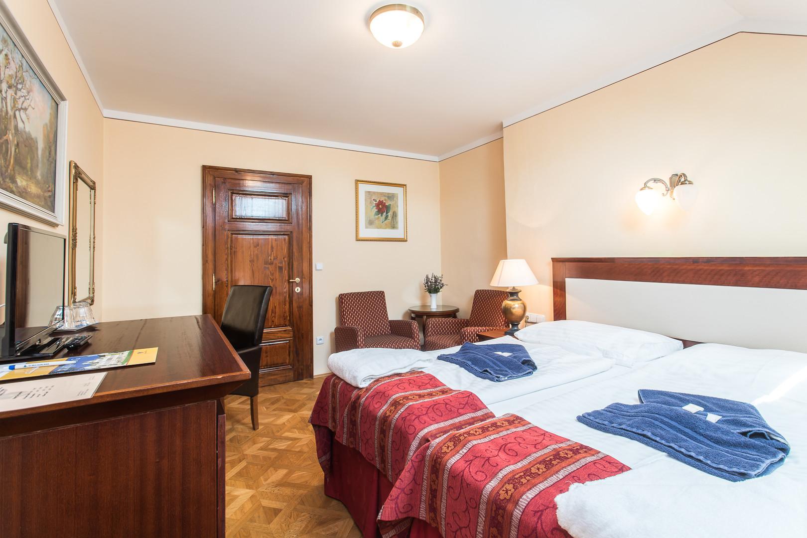 Hotel Lázně Vráž #4