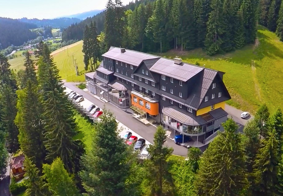 Spa hotel Lanterna