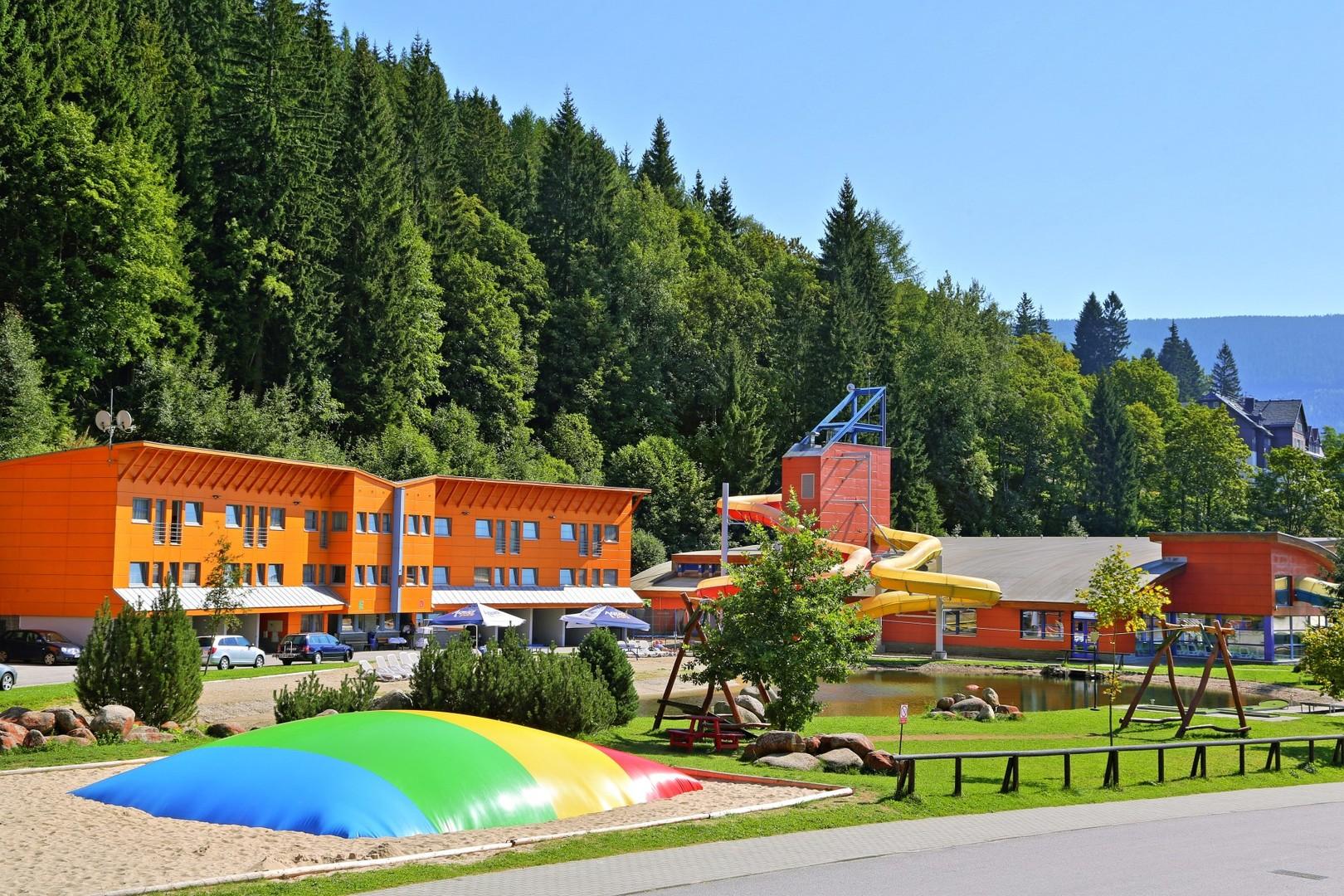 Hotel Aquapark Špindlerův Mlýn