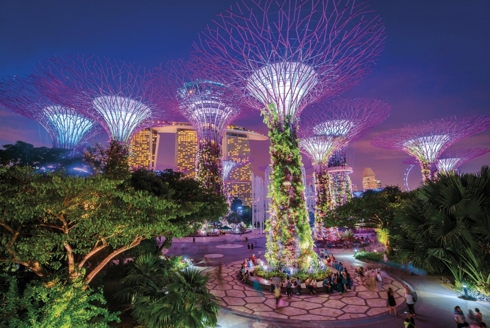 Ze Singapuru do Bangkoku #5