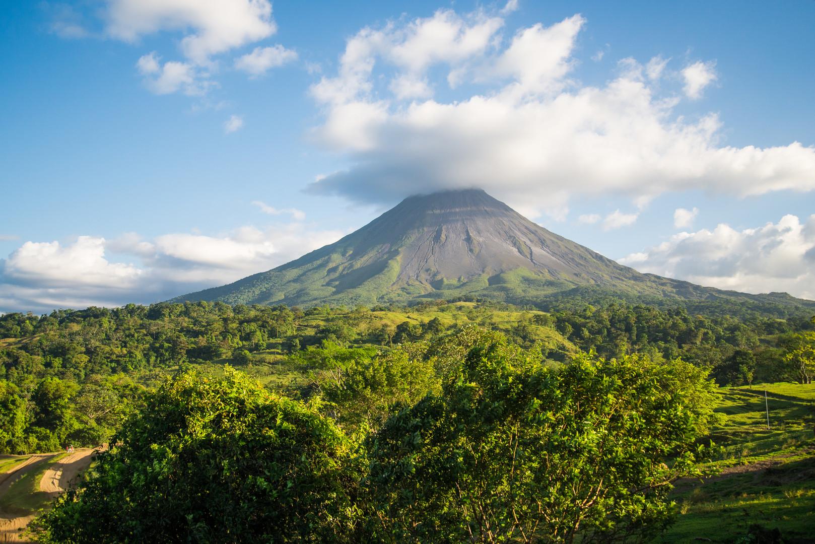 Nejkrásnější místa Kostariky s pobytem u moře