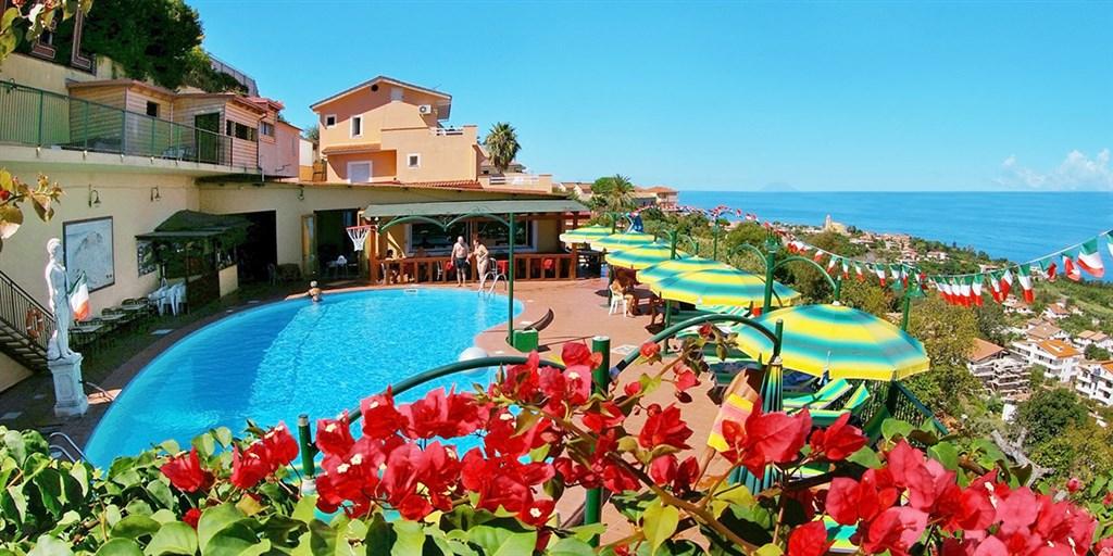 Hotel Orizzonte Blu Di Tropea