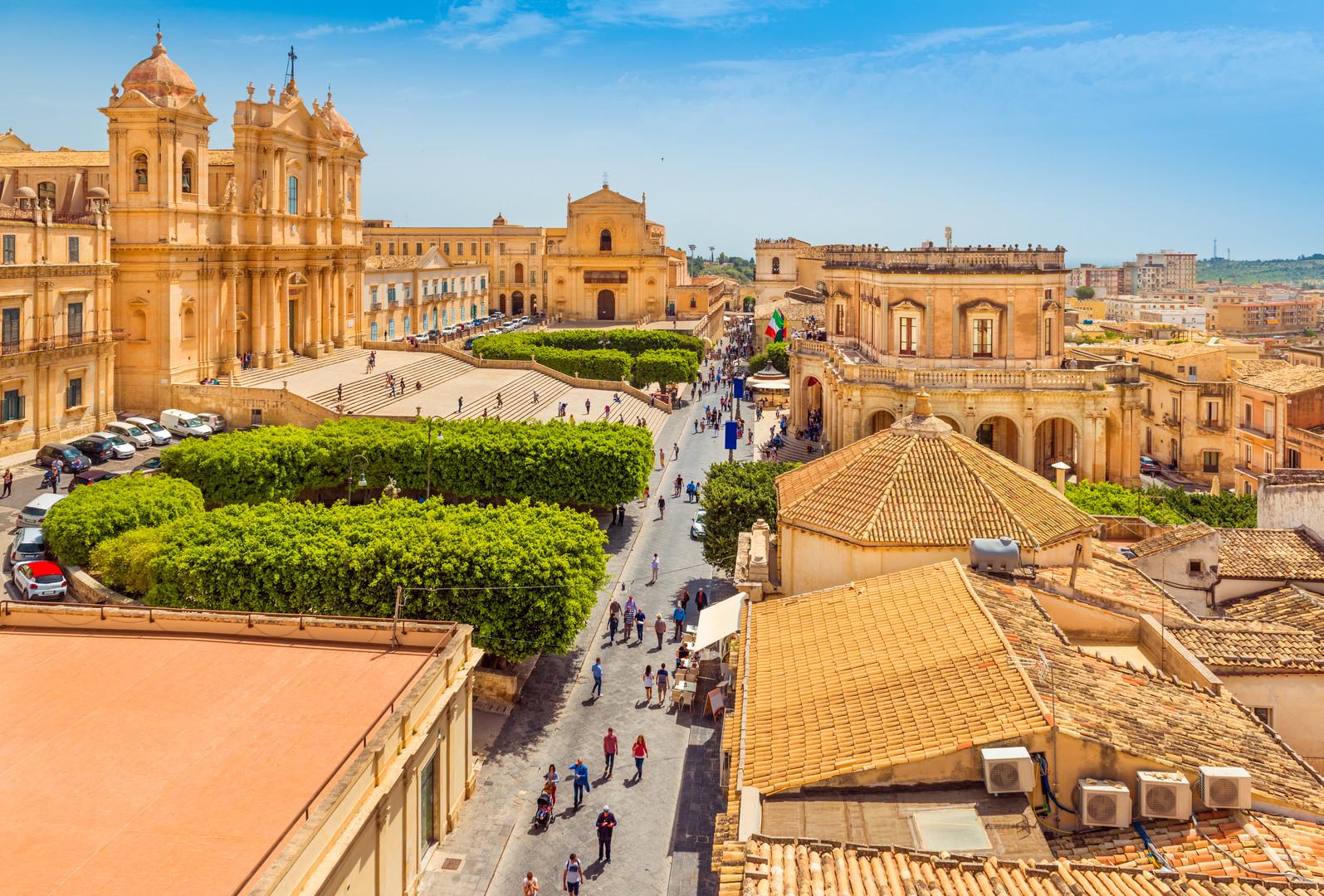 Na špičce boty Itálie - Kalábrie a Sicílie #6