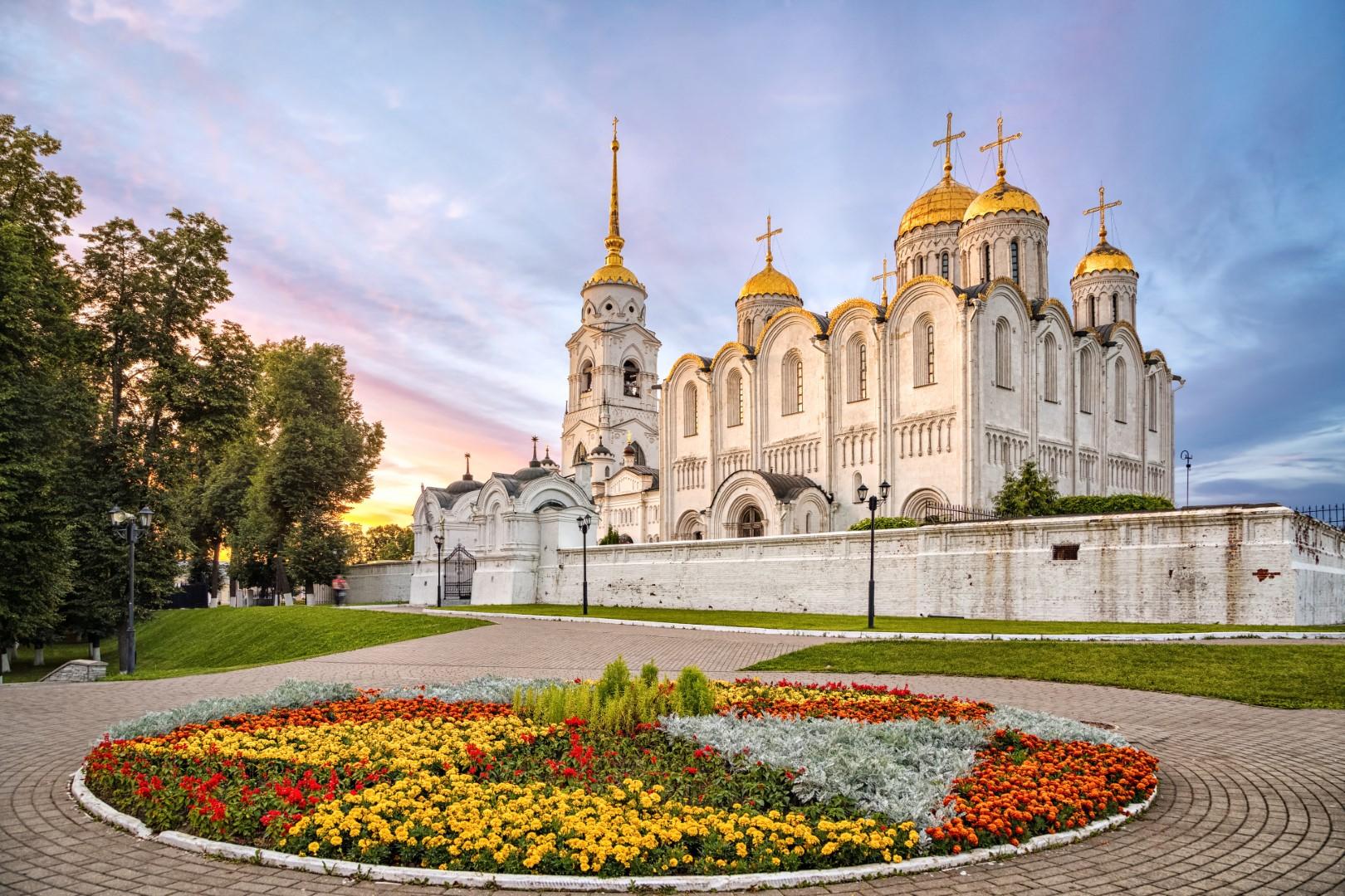 Za nejkrásnějšími místy staré Rusi