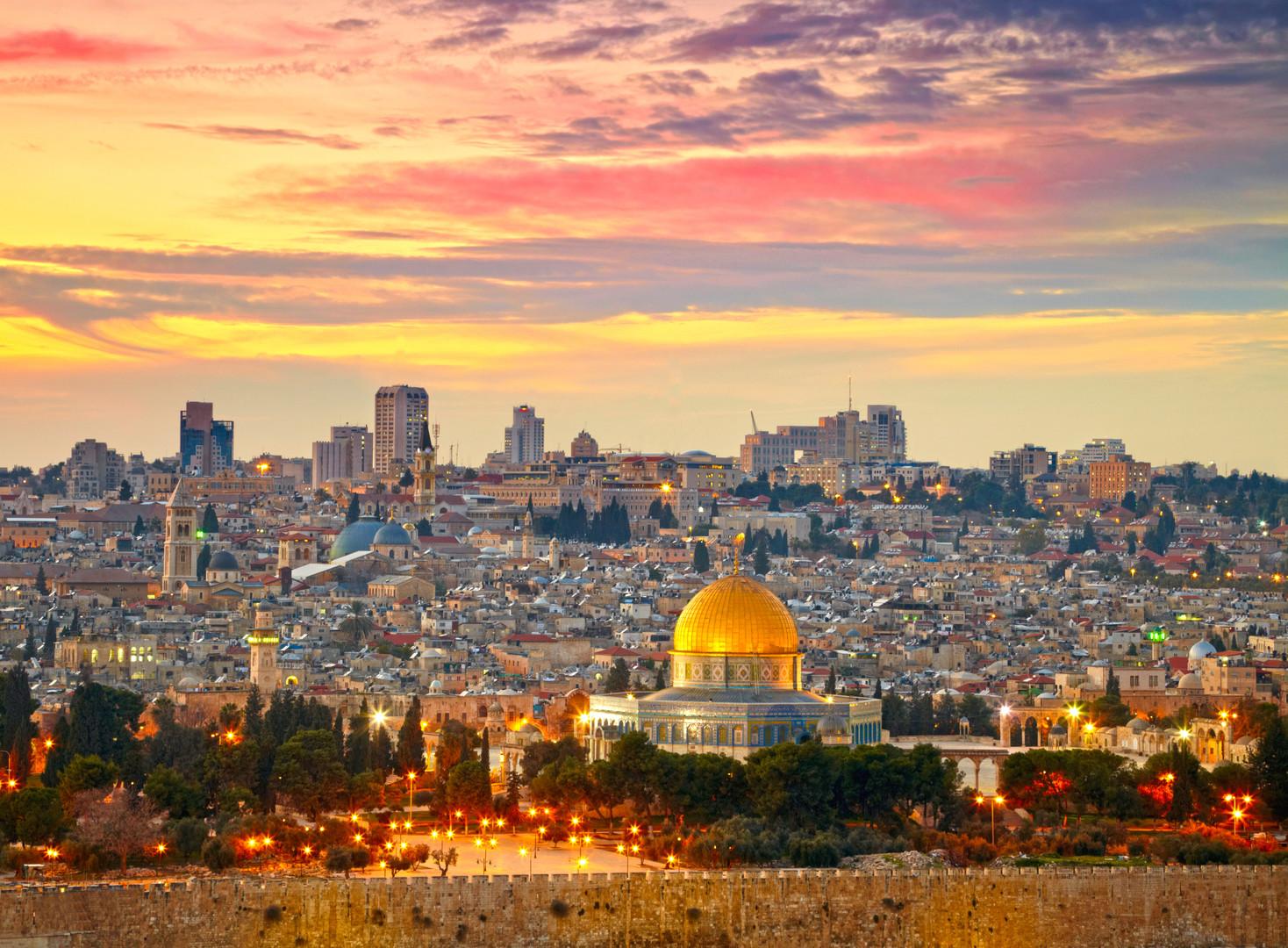 Ve stínu olivovníku - to je Izrael