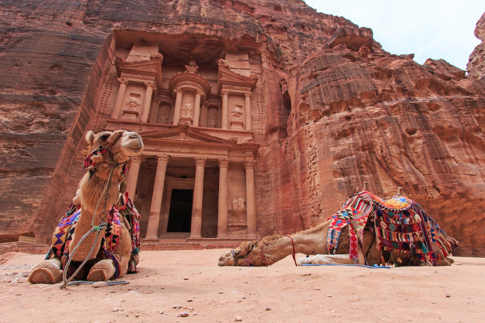Jordánsko - země, kde se zastavil čas