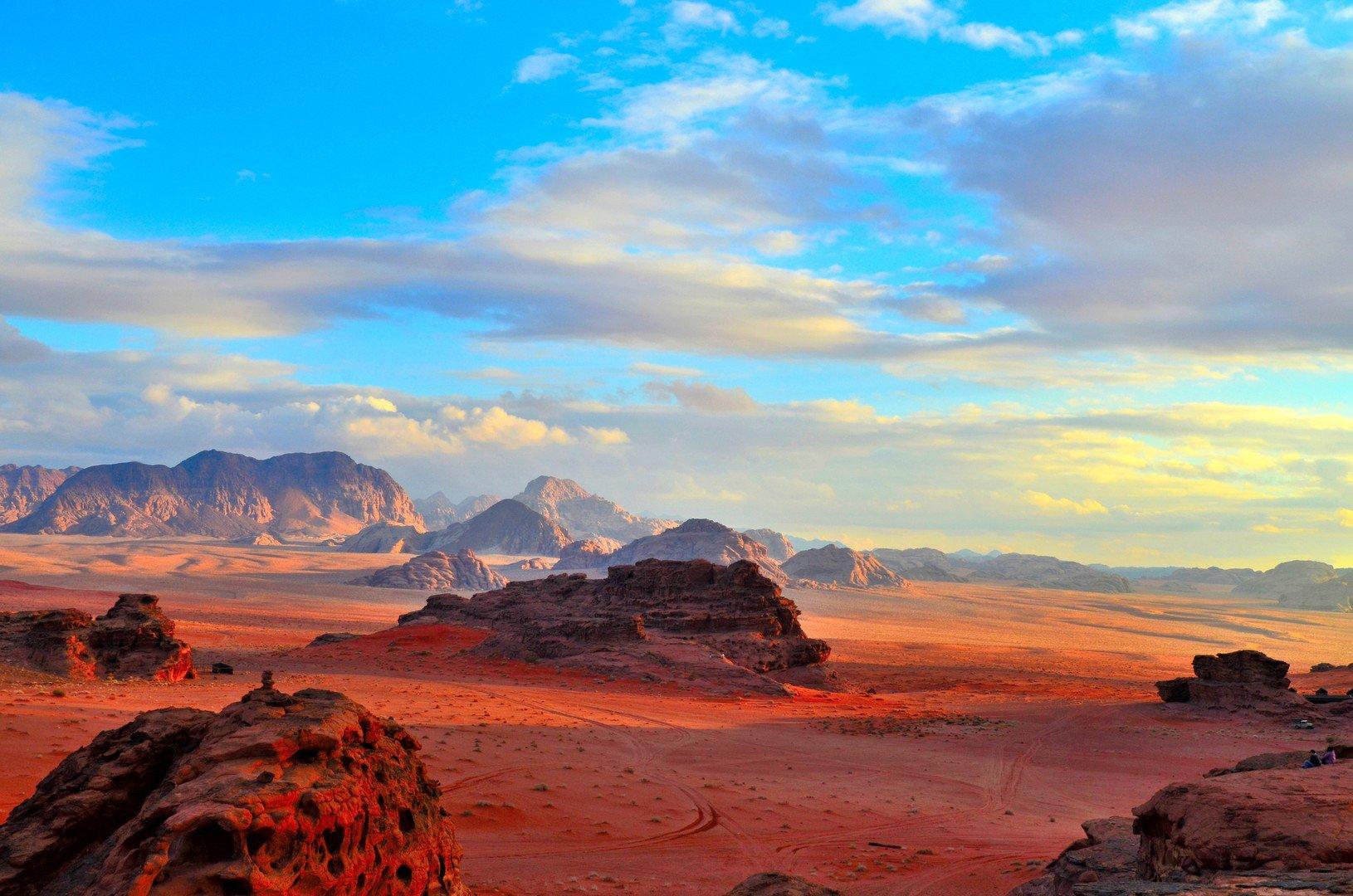 Jordánsko - země, kde se zastavil čas #3