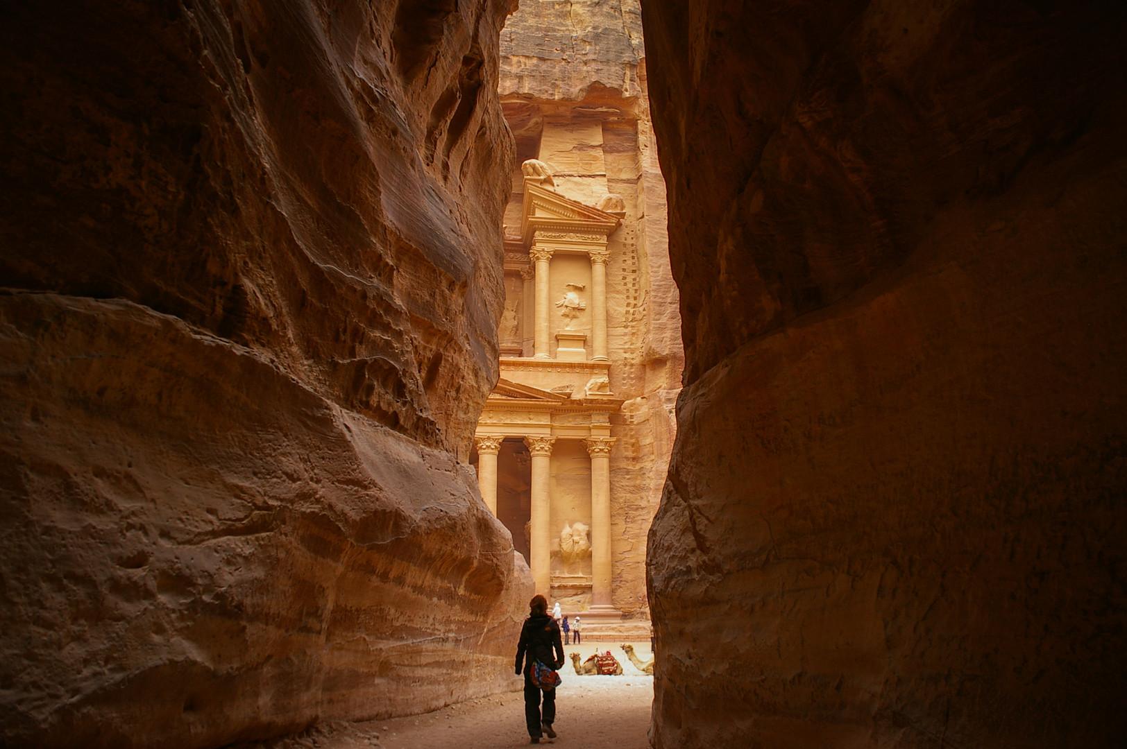 Jordánsko - země, kde se zastavil čas #5