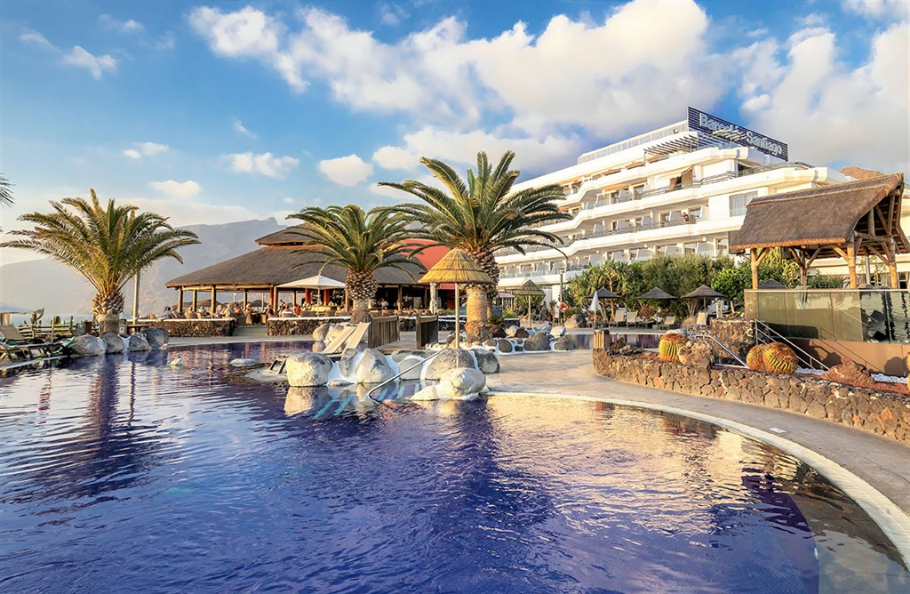 Hotel Barcelo Santiago #4
