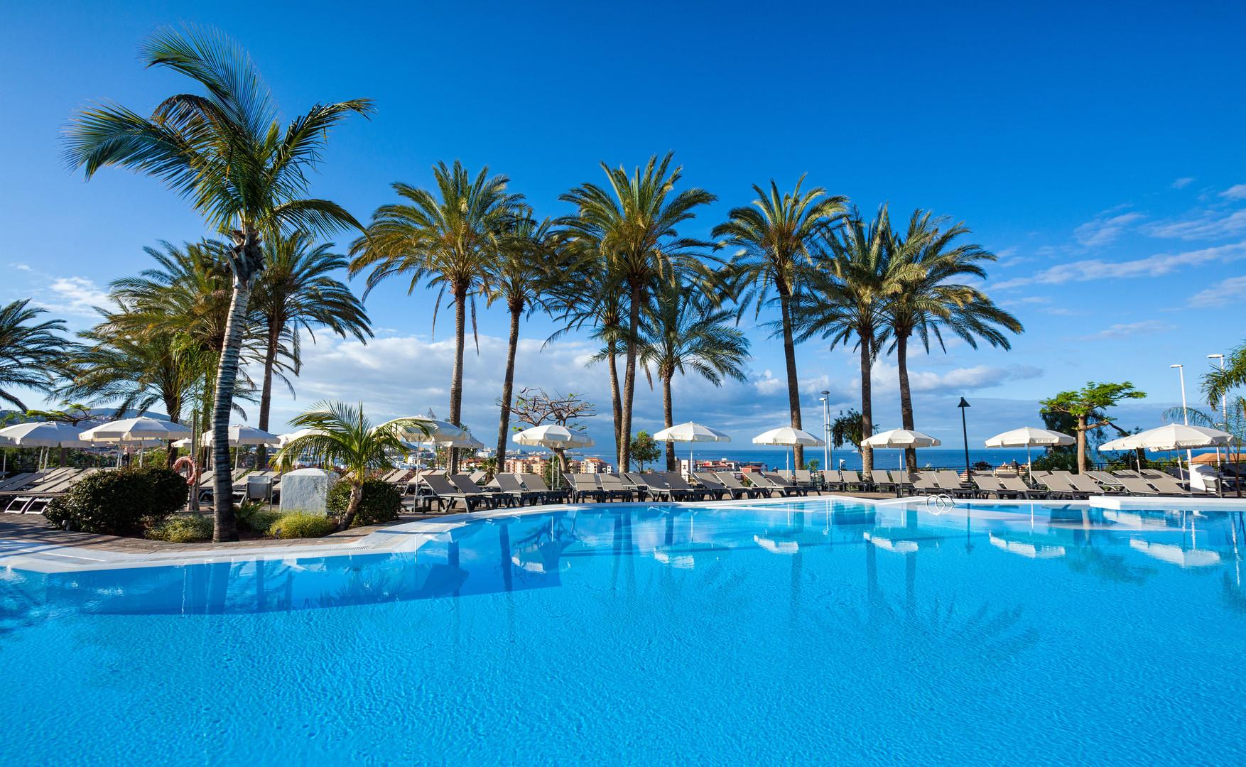 Hotel Melia Jardines Del Teide #2