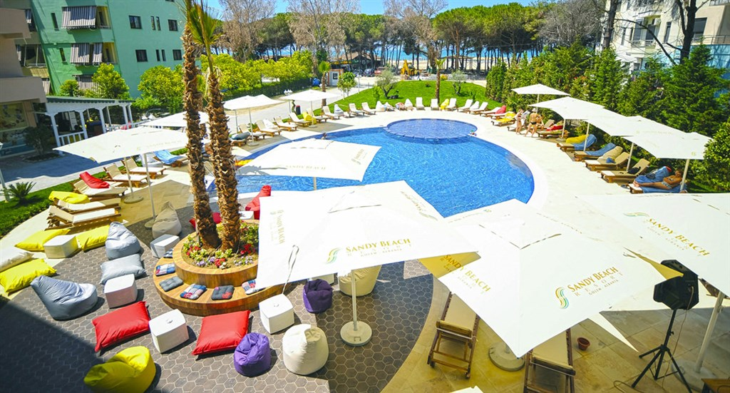 Hotel Sandy Beach #4