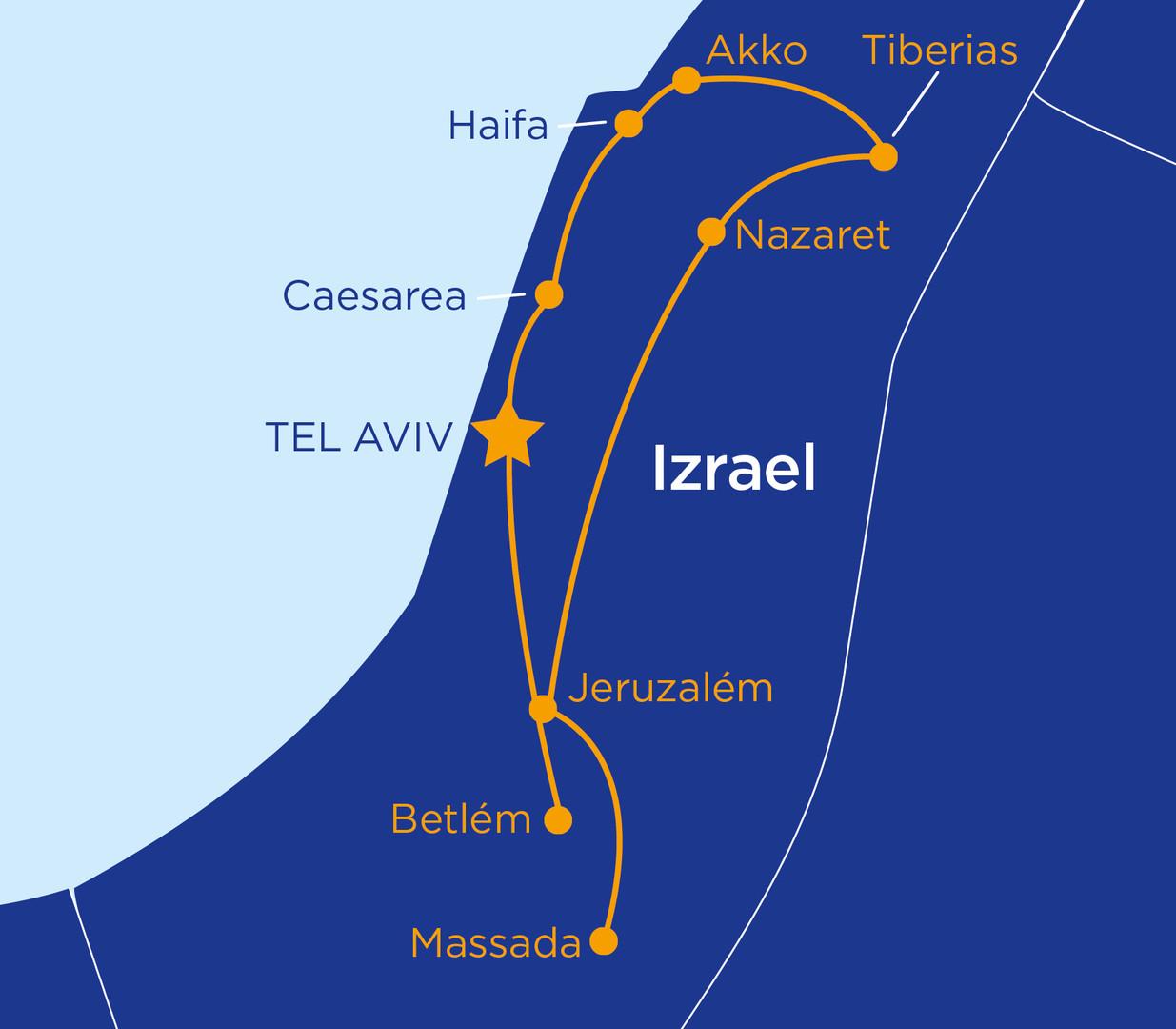 To nejlepší z Izraele #2