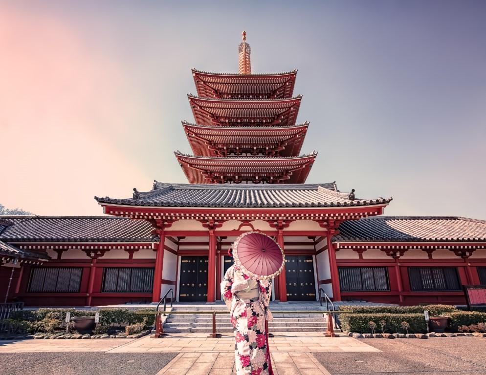 To nejlepší z Japonska