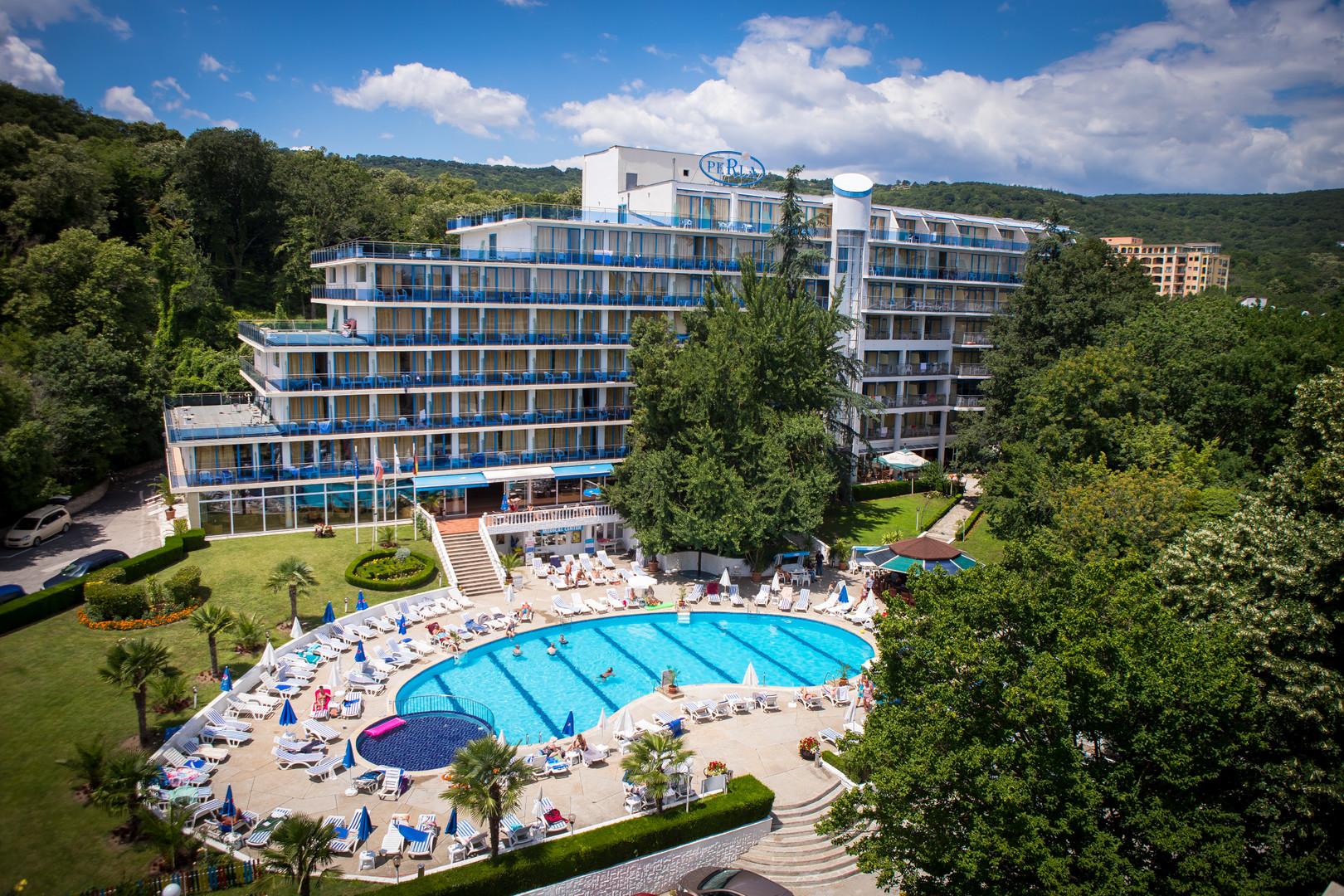 Hotel Perla Zlaté Písky #2