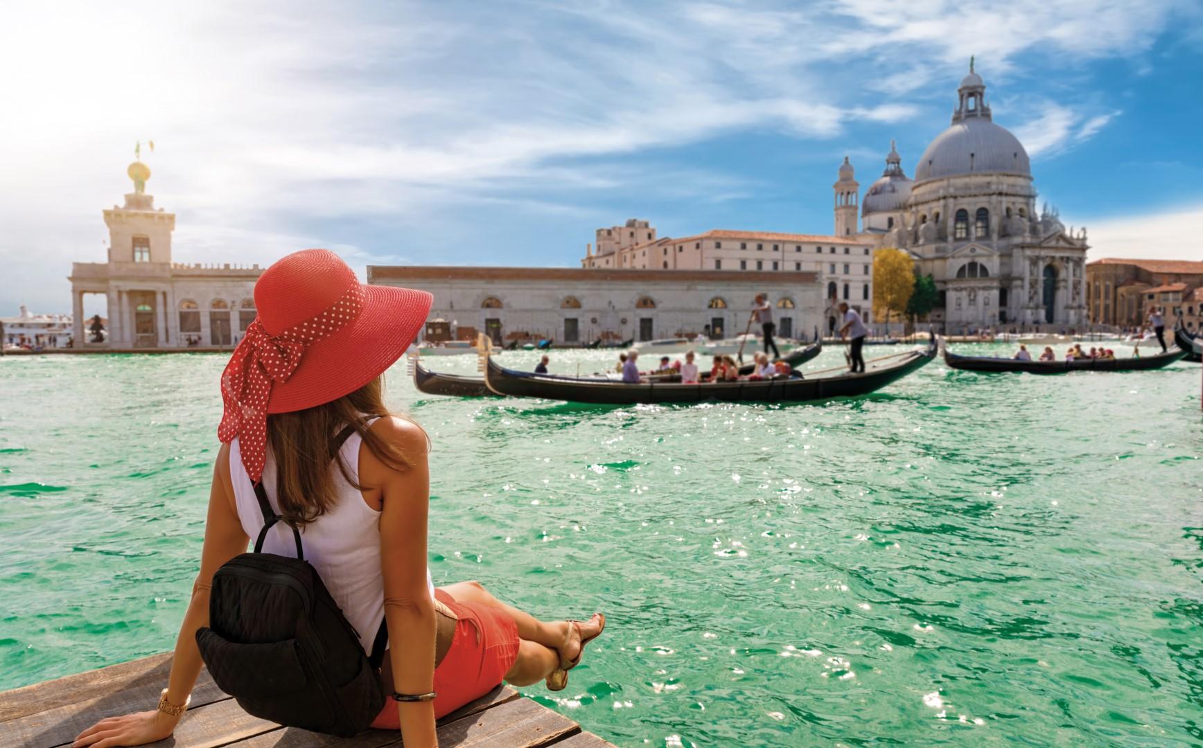 Romantický víkend v Benátkách (letecky)