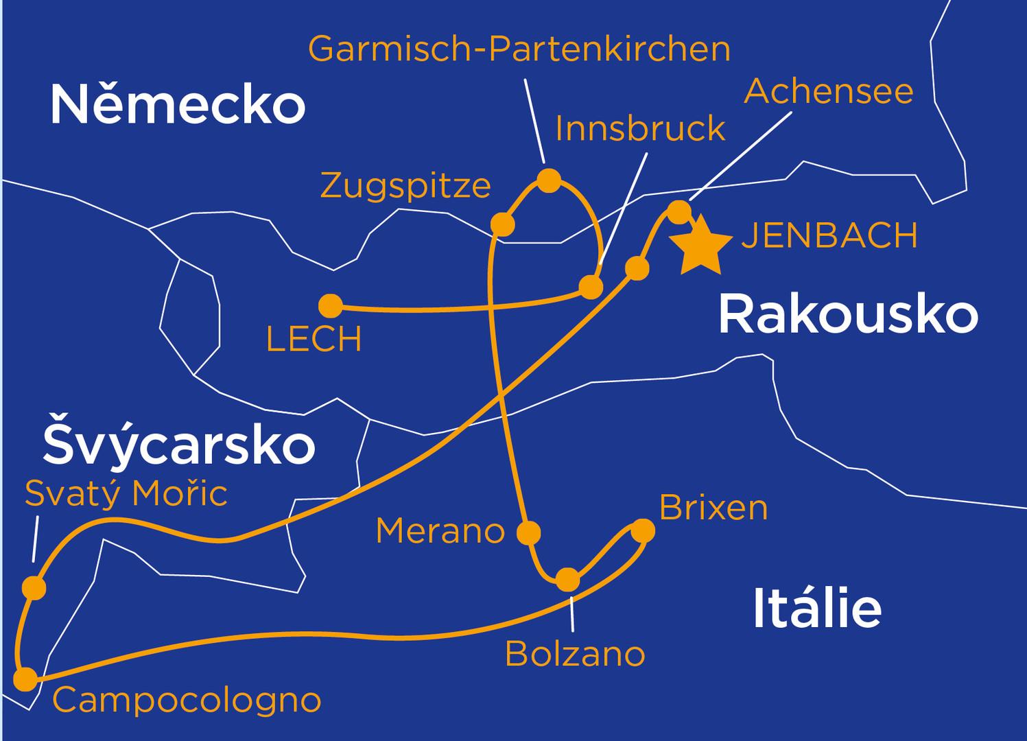 To nejlepší z pomezí čtyř zemí s návštěvou Zugspitze #2