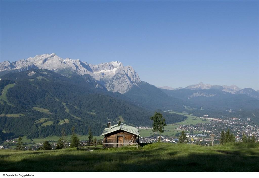To nejlepší z pomezí čtyř zemí s návštěvou Zugspitze #6