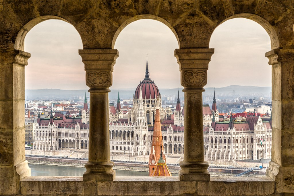 Nejslavnější metropole na Dunaji – Bratislava, Budapešť a Vídeň