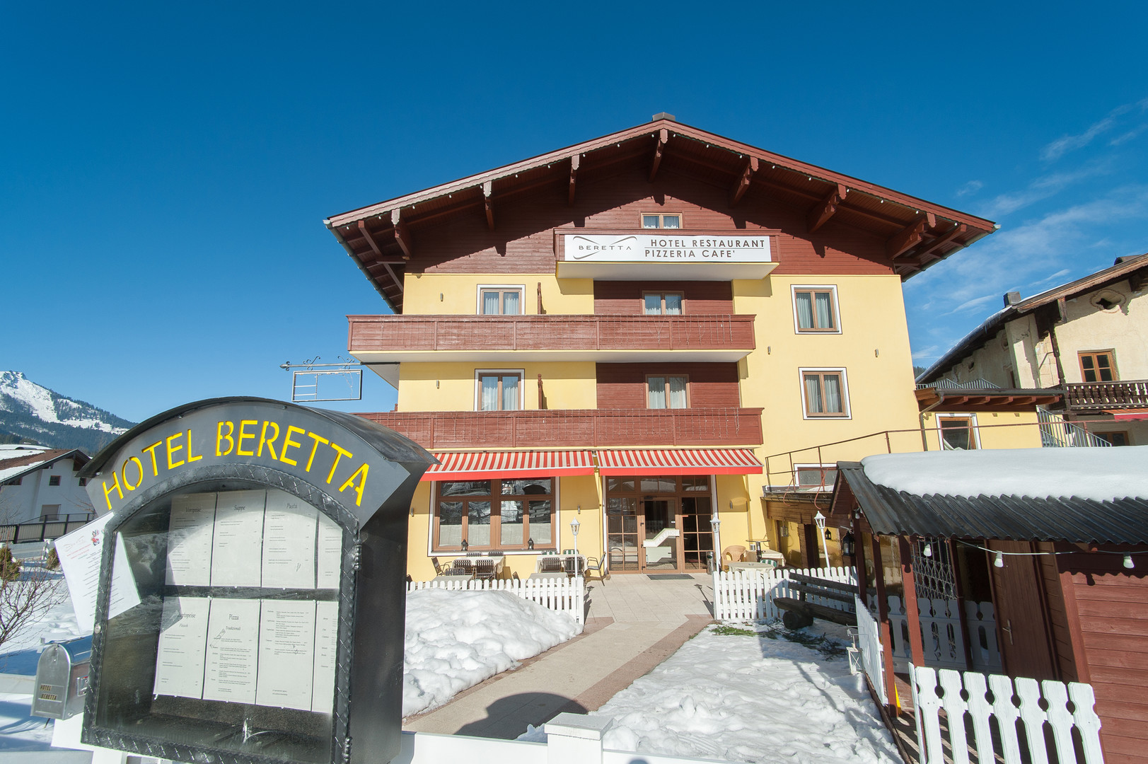 Hotel Beretta