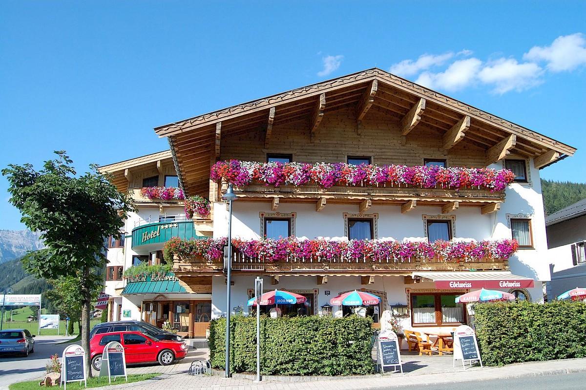 Hotel Edelweiss Hochfilzen #2