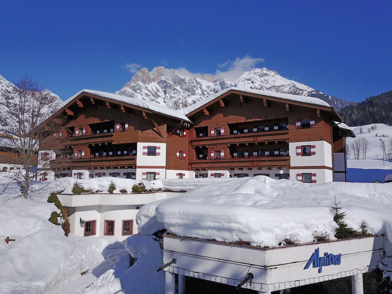 Marco Polo Alpina Sport hotel #2
