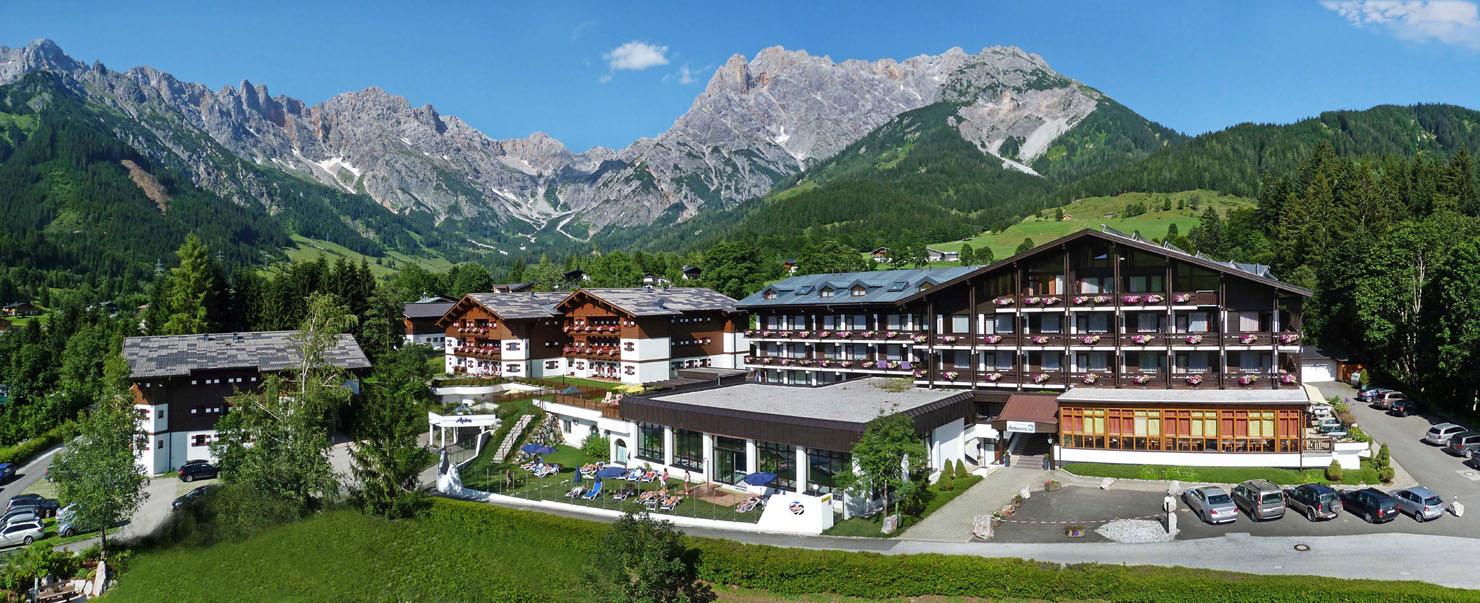 Marco Polo Alpina Sport hotel #3