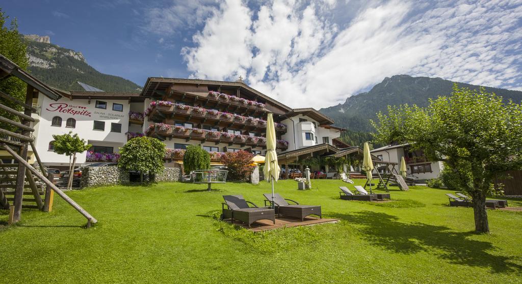 Hotel Pension Rotspitz
