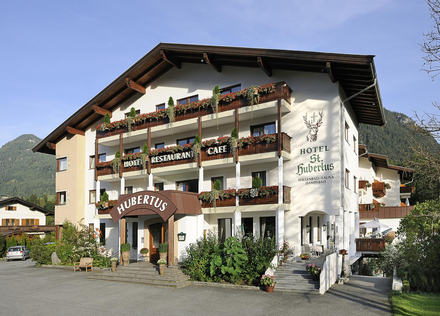 Hotel St. Hubertus Lofer