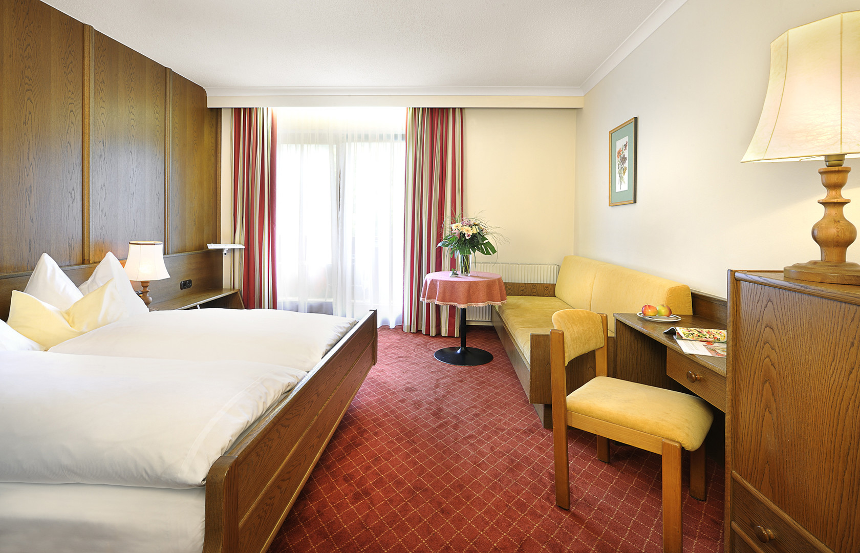 Hotel St. Hubertus Lofer #3