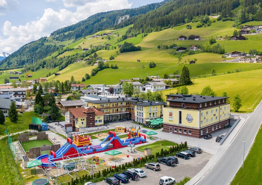 Hotel Wolkensteinbär - Dětský Klub Transylvánie