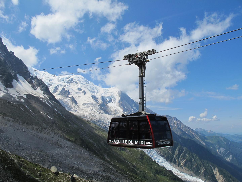 Od Ženevského jezera pod Mont Blanc #4