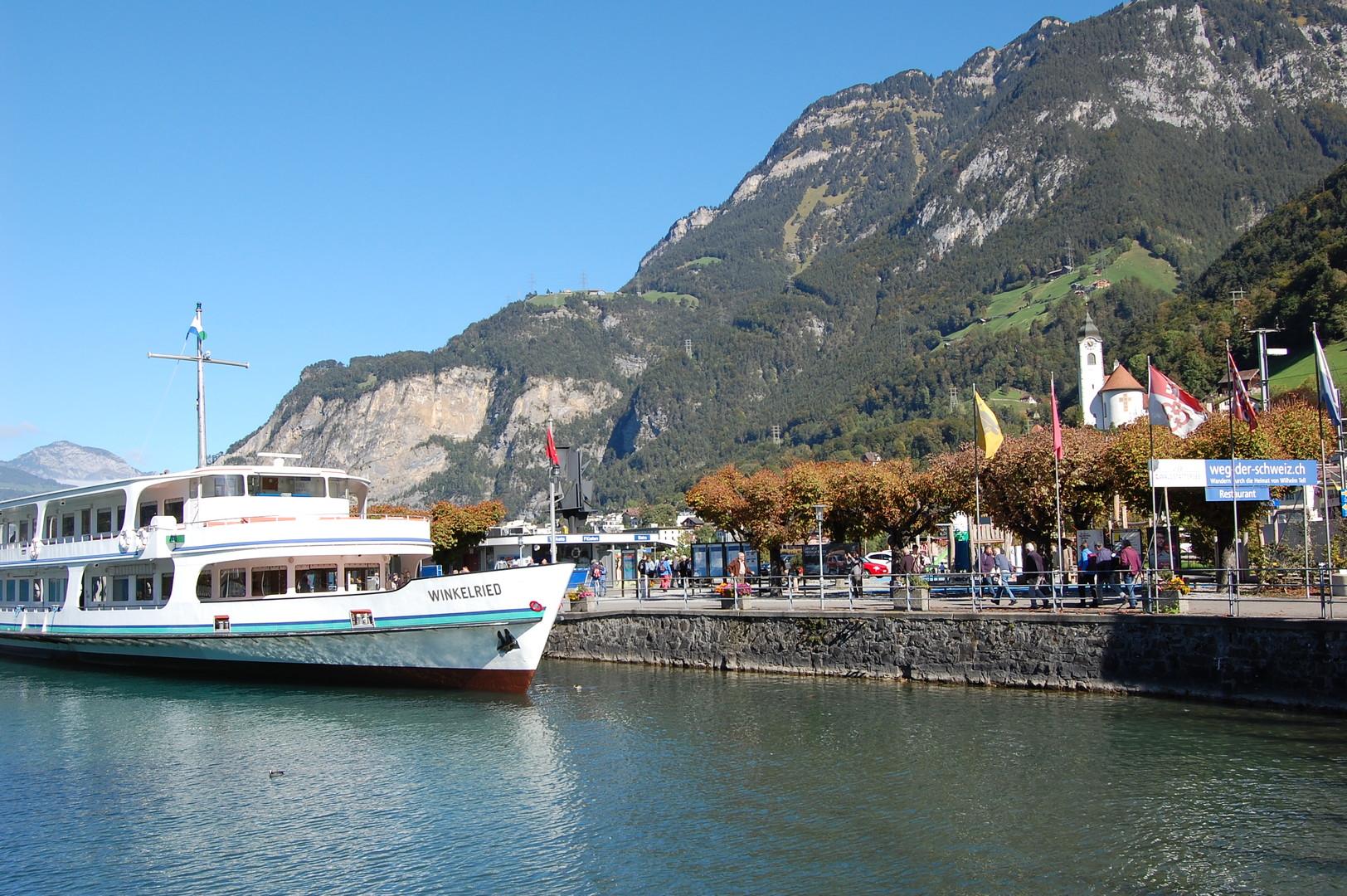Nejkrásnější kouty Švýcarska panoramatickými drahami #4