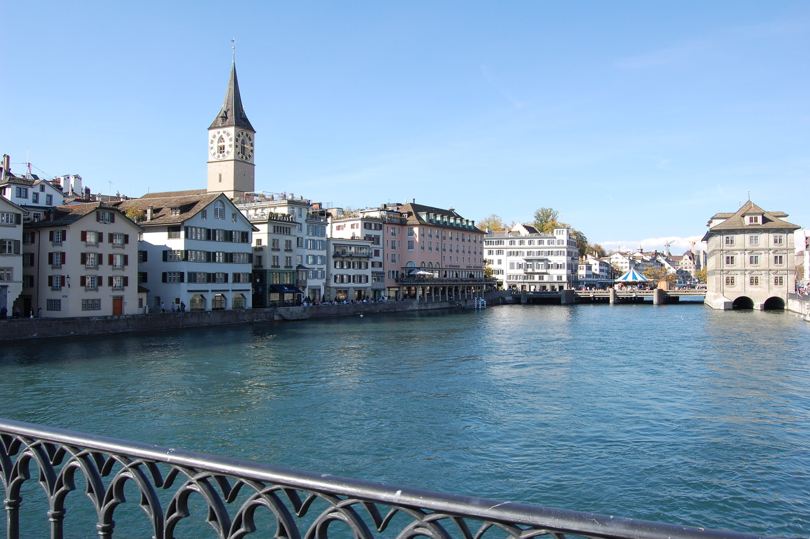 Nejkrásnější kouty Švýcarska panoramatickými drahami #5