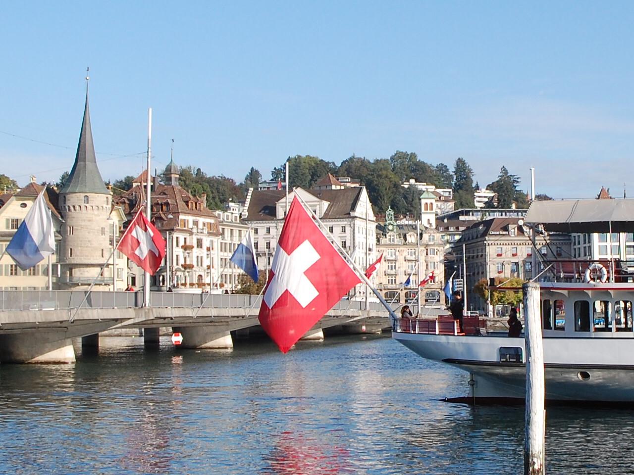 Nejkrásnější kouty Švýcarska panoramatickými drahami #6