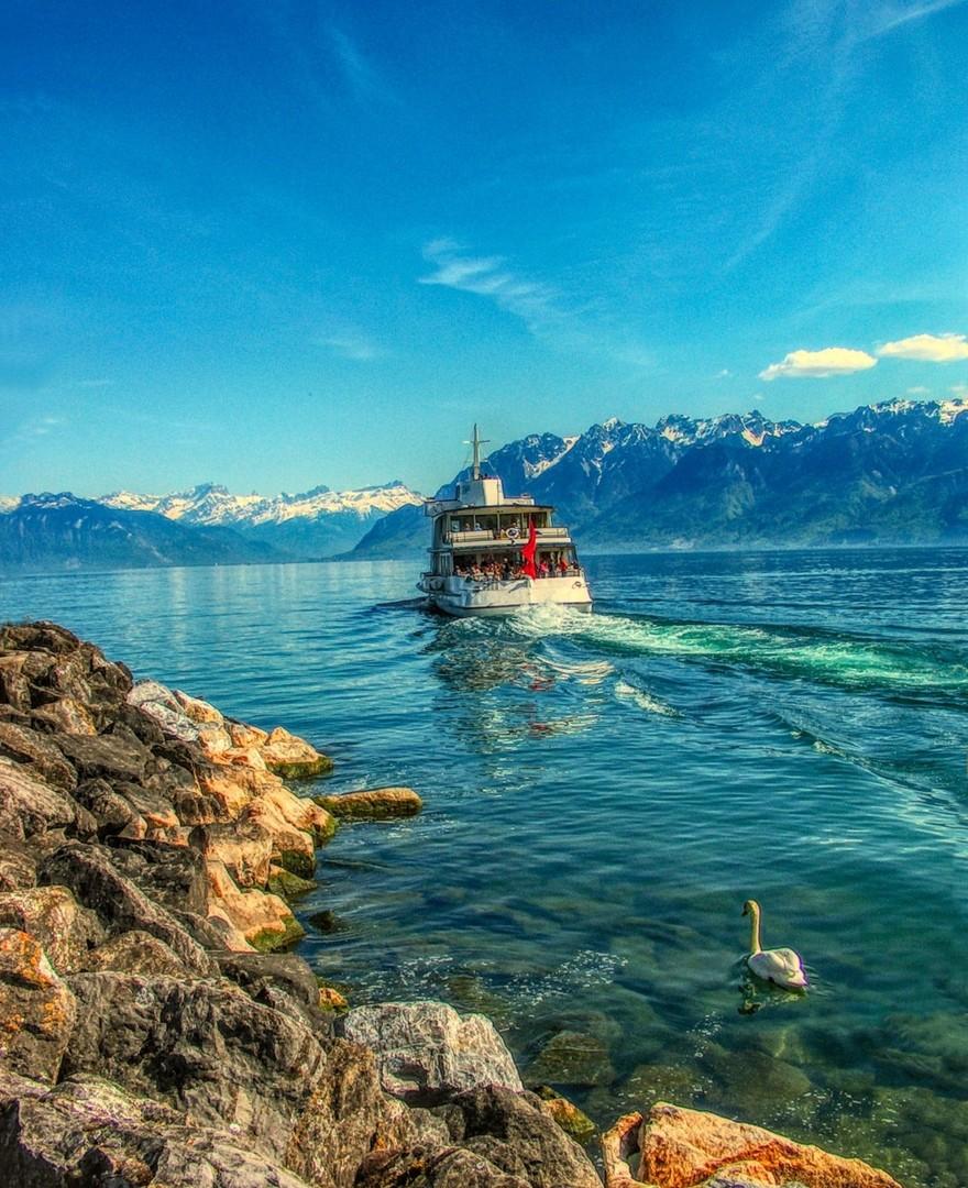 Nejkrásnější kouty Alp (autobusem) #5