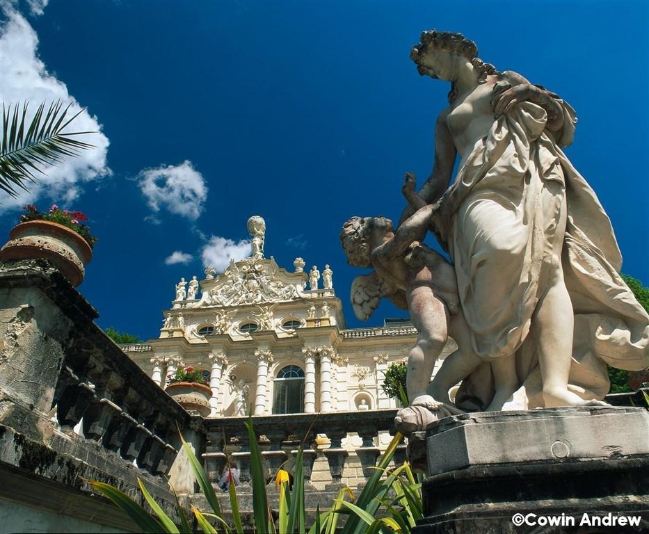 Nejkrásnější zámky Bavorska